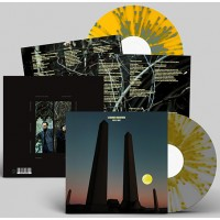 LEBANON HANOVER - SCI-FY SKY [MOON GREY & YELLOW SPLATTERS] 2LP