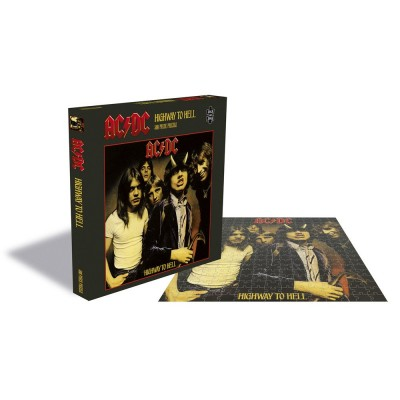 AC/DC - HIGHWAY TO HELL [500 PIECES] PUZZLE