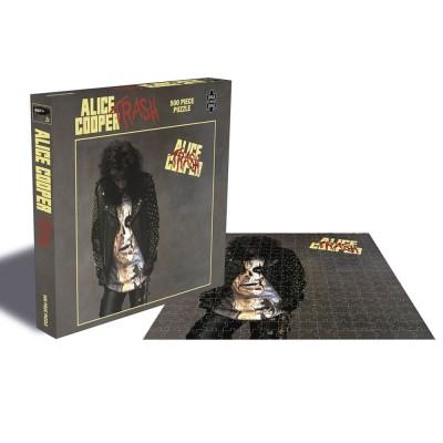 ALICE COOPER - TRASH PUZZLE
