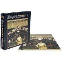 THE DOORS - MORRISON HOTEL PUZZLE