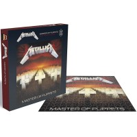 METALLICA - MASTER OF PUPPETS PUZZLE