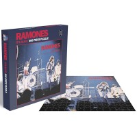 RAMONES - IT´S ALIVE PUZZLE