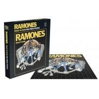RAMONES - ROAD TO RUIN PUZZLE