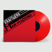 KRAFTWERK - THE MAN-MACHINE [LIMITED] LP