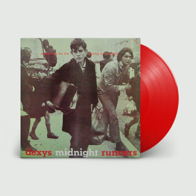 DEXYS MIDNIGHT RUNNERS - SEARCHING FOR THE YOUNG SOUL REBELS [LIMITED] LP