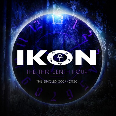 IKON - THE THIRTEENTH HOUR [LIMITED] DIGI3CD dark vinyl