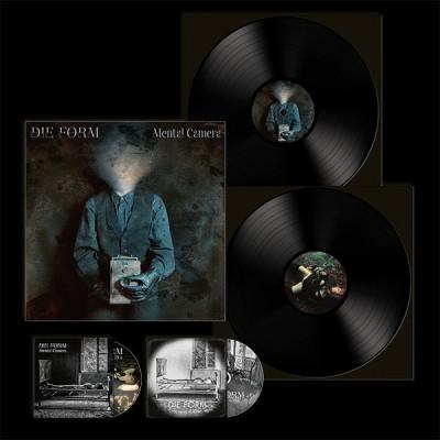 DIE FORM - MENTAL CAMERA + A COEUR DE LA NUIT [LIMITE] 2CD + 2LP trisol