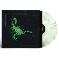 MINUIT MACHINE - DON´T RUN FROM THE FIRE [LIMITED TRANSPARENT WITH GREEN MARBLES] MLP