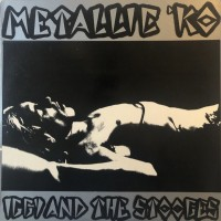 IGGY AND THE STOOGES - METALLIC K.O. LP