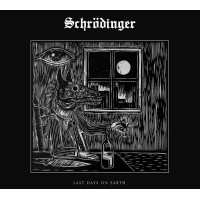 SCHRÖDINGER – LAST DAYS ON EARTH DIGICD