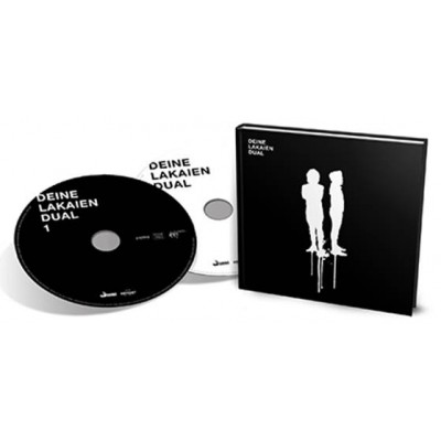 DEINE LAKAIEN - DUAL DIGIBOOK 2CD
