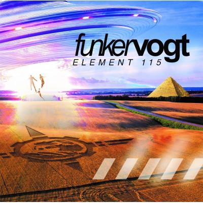 FUNKER VOGT - ELEMENT 115 [LIMITED] DIGI2CD