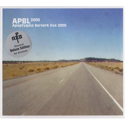 APOPTYGMA BERZERK - APBL 2000 DIGICD