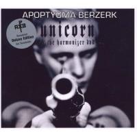 APOPTYGMA BERZERK - UNICORN & THE HARMONIZER DIGICD + DVD tatra