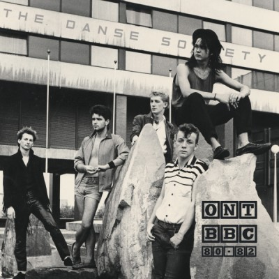THE DANSE SOCIETY - ON'T BBC 80-82 - [LIMITED] LP