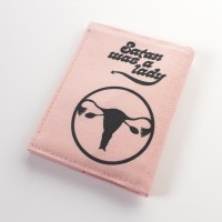POCKET WALLET - SATAN WAS A LADY