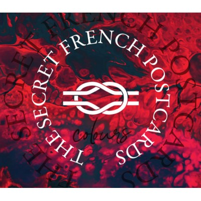 THE SECRET FRENCH POSTCARDS - COLOURS DIGICD