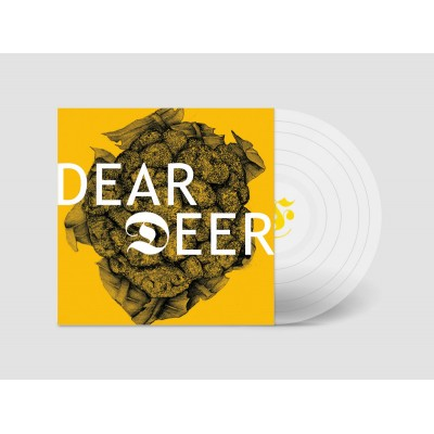 EMBERS / DEAR DEER - SPLIT [LIMITED TRANSPARENT] LP