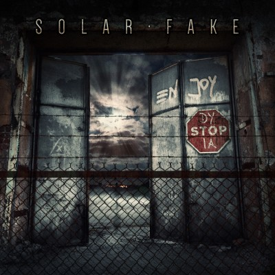 SOLAR FAKE - ENJOY DYSTOPIA CD out of line