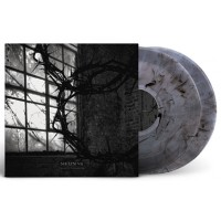 SVARTSSIN - TRACES OF NOTHINGNESS [LIMITED GREY & BLACK] 2LP