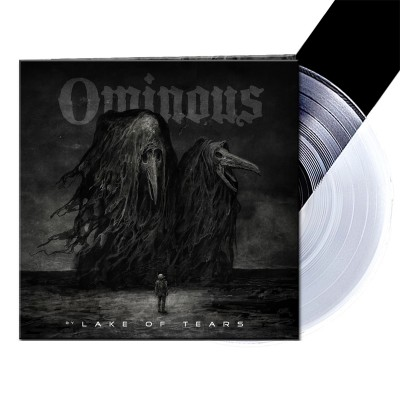 LAKE OF TEARS - OMINOUS [LIMITED CLEAR] LP AFM