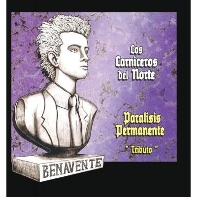 """LOS CARNICEROS DEL NORTE - PARÁLISIS PERMANENTE """"TRIBUTO"""" [LIMITED BLACK VINYL] LP"""