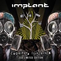 IMPLANT - COGNITIVE DISSONANCE [LIMITED] DIGI2CD