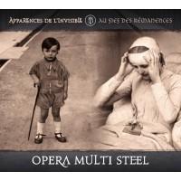 OPERA MULTI STEEL - APPARENCES DE l'INVISIBLE+ AU FIEF DES RÉMANENCES DIGI2CD