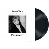 ANNE CLARK - PSYCHOMETRY: ANNE CLARK AND FRIENDS, LIVE AT THE PASSIONSKIRCHE BERLIN 2LP