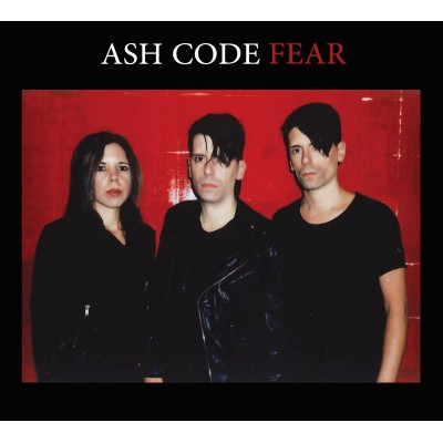 ASH CODE - FEAR [LIMITED] DIGIMCD swiss dark nights