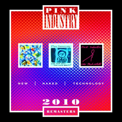 PINK INDUSTRY - NEW NAKED TECHNOLOGY CD
