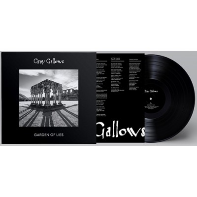 GREY GALLOWS - GARDEN OF LIES [LIMITED] LP