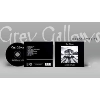 GREY GALLOWS - GARDEN OF LIES DIGICD icy cold records