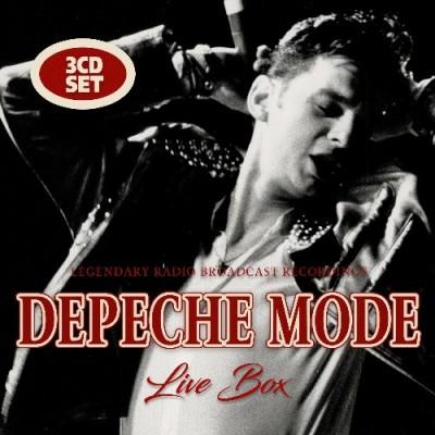DEPECHE MODE - LIVE BOX DIGI3CD