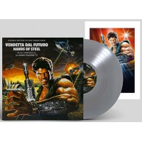 CLAUDIO SIMONETTI – OST: HANDS OF STELL/VENDETTA DAL FUTURO [LIMITED SILVER] LP