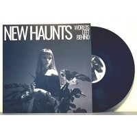 NEW HAUNTS - WORLDS LEFT BEHIND [LIMITED] LP