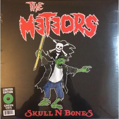 THE METEORS - SKULL N BONES [LIMITED] LP