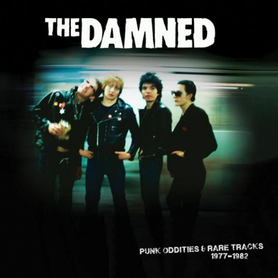 THE DAMNED - PUNK ODDITTIES AND RARE TRACKS DIGICD