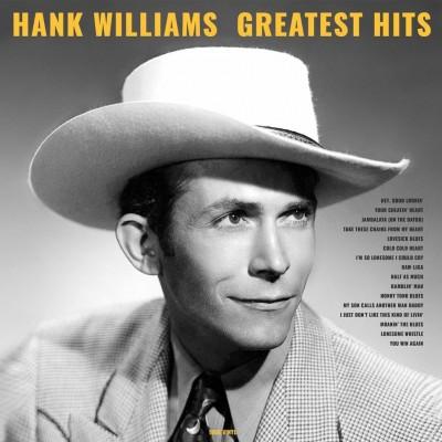 HANK WILLIAMS - GREATEST HITS LP