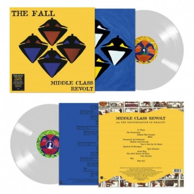 THE FALL - MIDDLE CLASS REVOLT [LIMITED] LP demon records