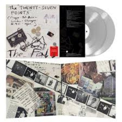 THE FALL - THE TWENTY SEVEN POINTS [LIMITED] 2LP demon records