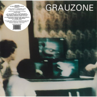 GRAUZONE - GRAUZONE 2LP We Release Whatever The Fuck We Want Records