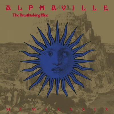 ALPHAVILLE - BREATHTAKING BLUE [LIMITED] 2CD + DVD
