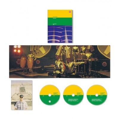 PET SHOP BOYS - LIVE IN RIO 2CD + DVD
