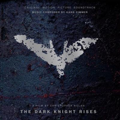 OST - THE DARK KNIGHT RISES [LIMITED] LP