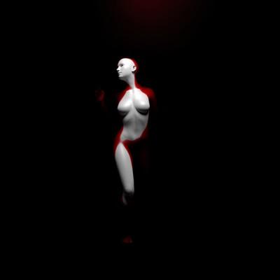 HOFFEN - BLINDED [LIMITED RED TRANSPARENT] LP