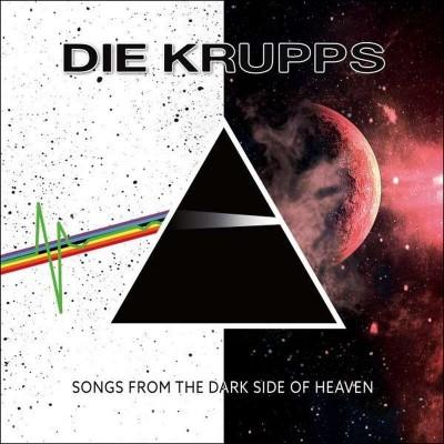 DIE KRUPPS - SONGS FROM THE DARK SIDE OF HEAVEN DIGICD oblivion