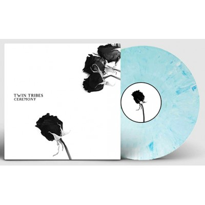 TWIN TRIBES - CEREMONY [LIMITED WHITE / PINK] LP