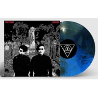 TWIN TRIBES - SHADOWS [LIMITED BLUE /BLACK] LP