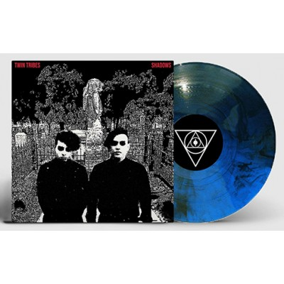 TWIN TRIBES - SHADOWS [LIMITED BLUE /BLACK] LP young & cold records